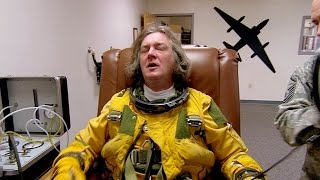 James May's Space Suit Freak-Out | James May: At The Edge Of Space | Brit Lab
