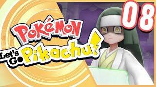 Pokémon Let's Go Pikachu! Episode 8 - Lavender Town!