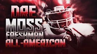 AWARD WINNERS AND FINAL GAME OF REGULAR SEASON! DRE MOSS NCAA FOOTBALL 14 RTG RB