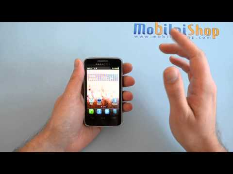 Alcatel One Touch Tribe 3040D Dual SIM  cena i video pregled