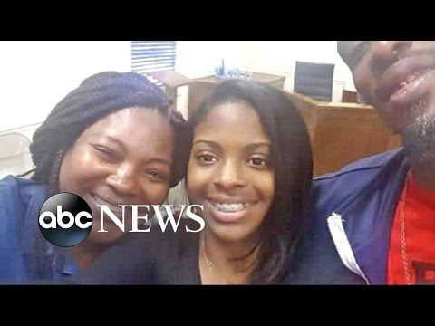 Biological Family Reunites With Daughter Who Was Allegedly Abducted