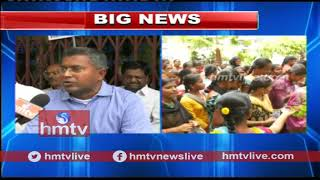Visalandhra Mahasabha Leaders Protest Over AP Special Status | Latest Updates | hmtv