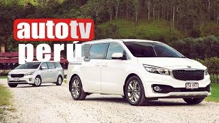 Auto 2015 | Road test al Kia Grand Carnival