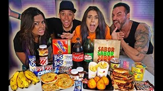 O ÚLTIMO A PARAR DE COMER GANHA!! GRANDE FINAL FT. CORBUCCI EATS