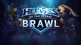 Heroes of the Storm Brawl - 1st Time Playing