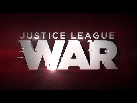 Justice League: War - Trailer video
