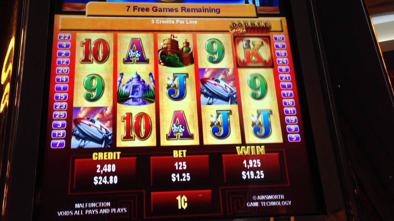 ainsworth slots jackpots wins