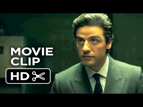 A Most Violent Year Movie CLIP - Art of the Sell (2014) - Oscar Isaac Crime Drama HD