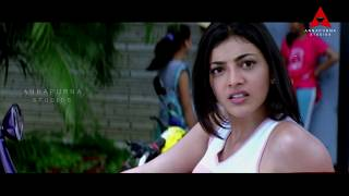 Kajal Agarwal & Sumanth Salsa Dance || Pourudu Movie