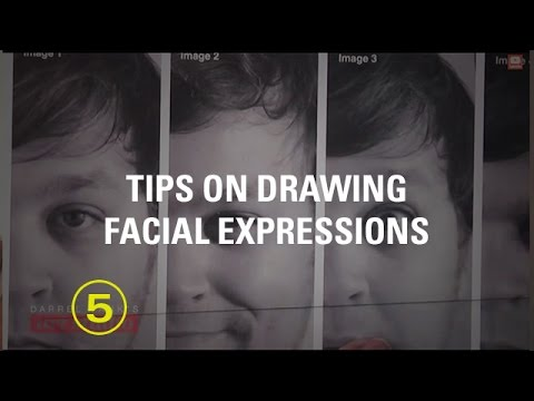 Draw Convincing Facial Expressions (Drawing Eyes #1)