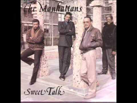The Manhattans - Sweet Talk - YouTube