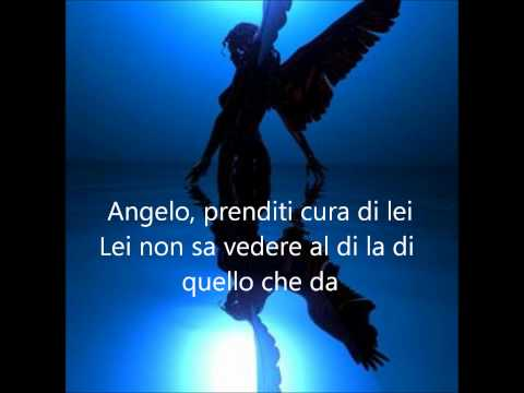 Francesco Renga - Angelo (with lyrics)
