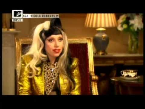 Nicola Roberts meets Lady Gaga pt 1 of 2
