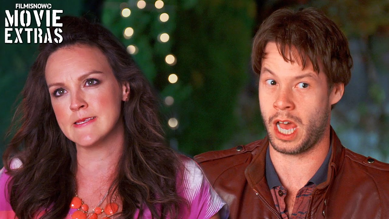 Neighbors 2: Sorority Rising | On-set with Ike Barinholtz 'Jimmy' & Carla Gallo 'Paula' [Interview]