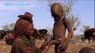 The Himba from Namibia