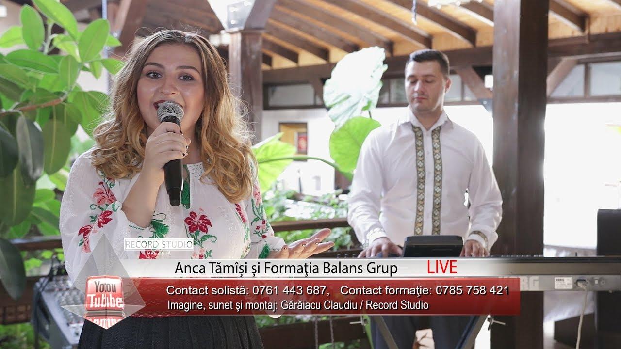 Anca Tamisi si Formatia Balans Grup - Colaj Sarba (Restaurant Elena Apa Neagra Gorj)