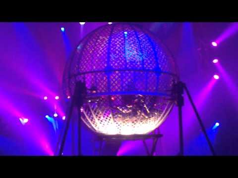 Cirque amar 2012 ( le globe de la mort)