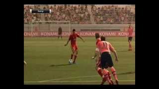 PES 12.Glen Johnson scores! by GodGiven (EdgE)