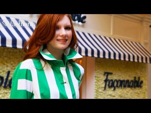 Faconnable Store Opening at Bellevue Square Mall in Seattle, Washington | FashionTV