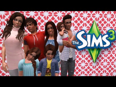 The Sims 3 Runaway Teen Couple Challenge (Part 9) Egypt Fail!
