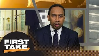 Stephen A. disgusted by Bill Belichick in Malcolm Butler benching | Final Take | First Take | ESPN
