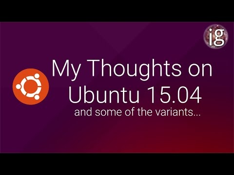 My Thoughts on Ubuntu 15.04 - Linux Distro Reviews