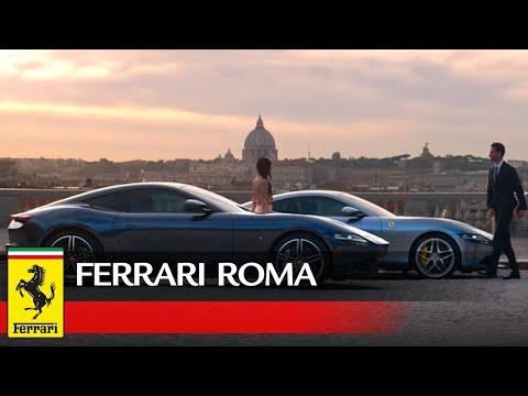 Ferrari Roma - Official Video