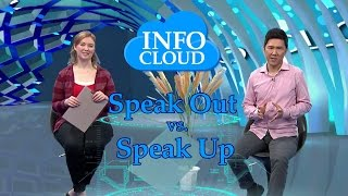 【英語維基】Speak Out 與Speak Up的差別 | 空中英語教室