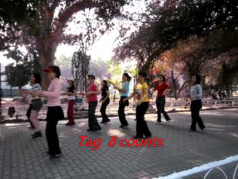 Sun of Jamaica- line dance(Dance & Walk Through)(April 11)
