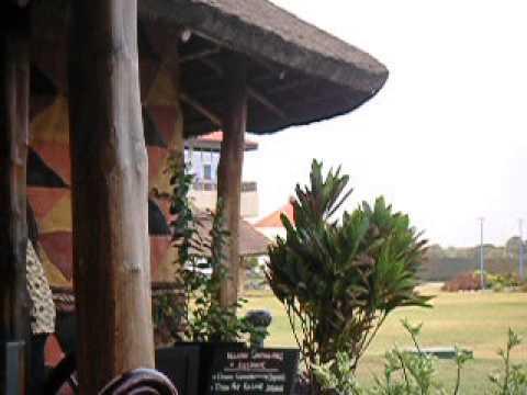 Accra, La Royal Palm Beach Hotel, Ghanaian Restaurant - Top restaurant in Ghana