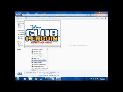 como ser socio en club penguin gratis 2011.