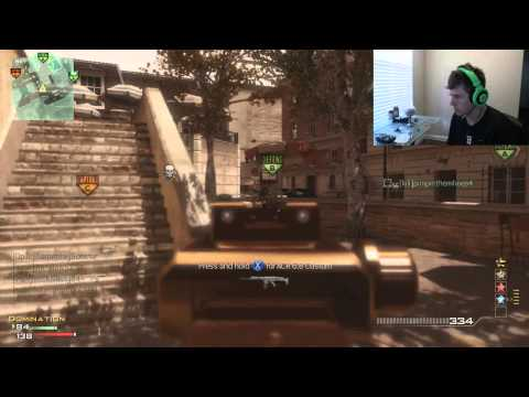 MW3: Live Double MOAB w/ Facecam - Team Pls