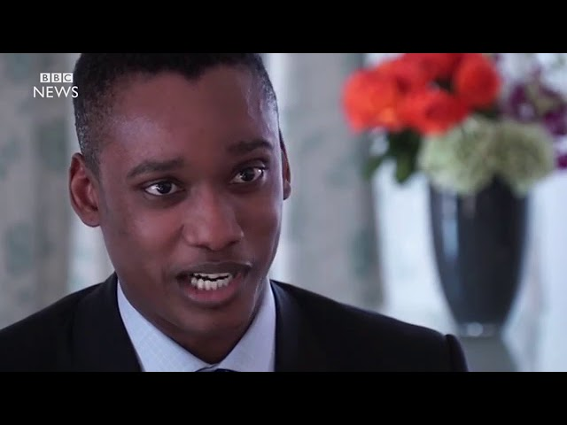 Duduzane Zuma last interview before he run away,   jacob zuma son thumbnail