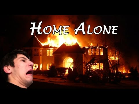 when i was alone at home essay How to be safe when home alone (kids) you get to stay home alone you're probably excited, but you also might be a little nervous that's perfectly normal.