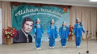 """""""АЙ, БЫЛБЫЛБЫЛЫМ"""", татарская народная песня Детские песни"""