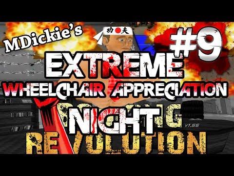 MDickie's Booking Revolution EP9: Wheelchair Appreciation Night!!