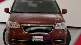 Used 2011 Chrysler Town & Country Columbus, OH #3128-1