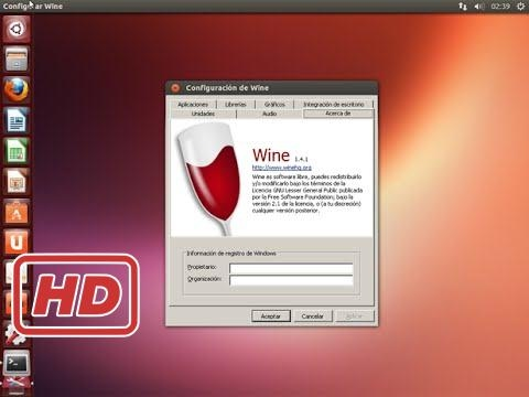 [Ubuntu Linux Tutorial] How to install latest Wine (to Run Windows applications) on Ubuntu Linux