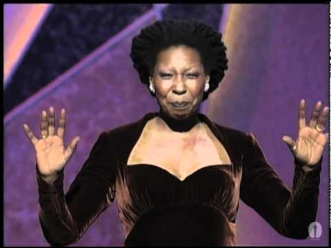 Whoopi Goldberg hosting the Oscars®