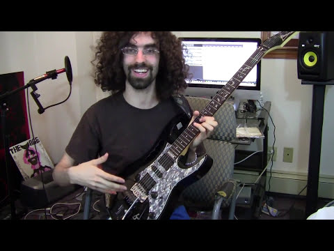 Astounding new sounds with a MIDI pickup! - Ben Levin Improv Journal 8