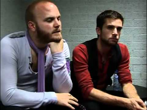 Coldplay interview - Will Champion and Guy Berryman (part 2)