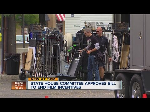 State House approves bill to end film incentives