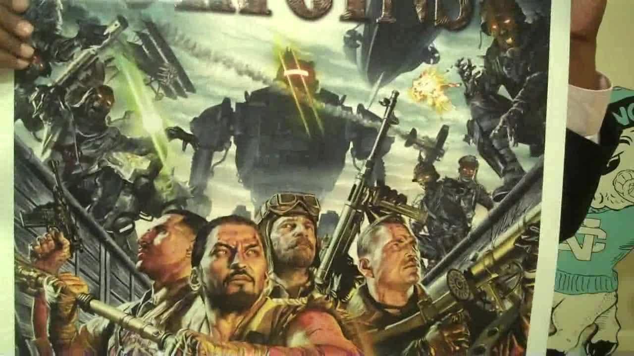 wallpaper bo2 zombies