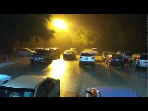 Downpour At Two In The Morning (South Daytona, FL)