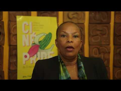 Message de soutien de Christiane Taubira au festival Cinepride