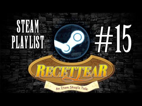 Steam Playlist - Recettear: An Item Shop's Tale P15 (Loop 2 - Days 14-17)