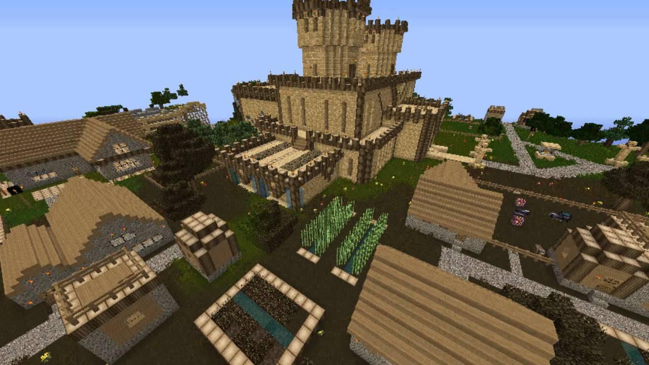 minecraft pvp server 1000 slots