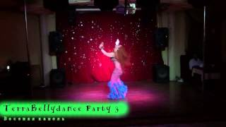 Оксана Базаева Oksana Bazaeva اوكسانا بسايفا Terrabellydance Party 3