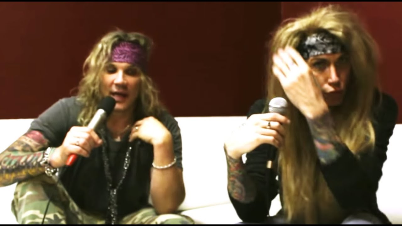 Steel Interview Steel Panther Interview on