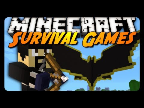 Survival Games - A New Partner! w/ AntVenom & xRpMx13!